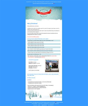 Newsletter professionell erstellen lassen: Internetagentur Nürnberg