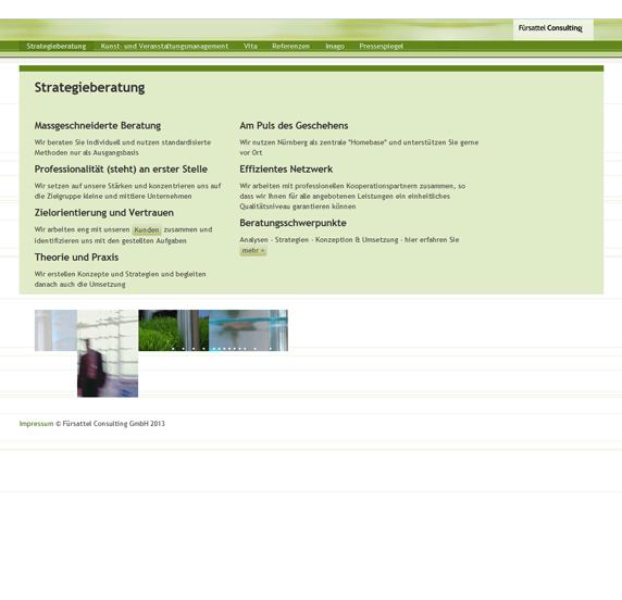 Fürsattel Consulting in Nürnberg
